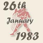 Birthday horoscope 24 january zodiac