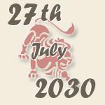 Birthday horoscope july 10 episode