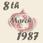 Birthday horoscope 8 march movement