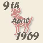9 April 1969